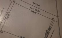 "Terrain à vendre: 2 hectares en face ""Institut Diambars"" de Saly Mbour"
