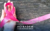 Cancer du sein : ces 07 signes et symptômes à ne pas ignorer