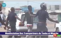 VIDEO - Échauffourées entre chauffeurs de Touba et forces de l'ordre