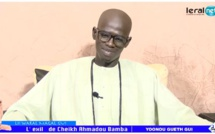 "Wadial Magal Touba 2018 18 SAFAR : ""LI WAARAL MAGAL GUI"" avec Serigne Mor Sourang"
