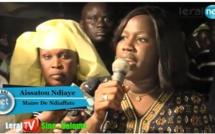 VIDEO - Kaolack : Modou Ndiaye Rahma s'allie avec Aïssatou Ndiaye, le maire de Ndiaffate