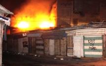 Matam: Le feu consume une maison depuis 2 mois