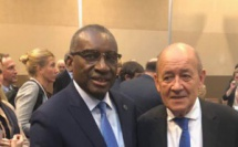 Me Sidiki KABA et Jean-Yves Le DRIAN procéderont à l'inauguration de l'Ecole nationale de Cybersécurité, ce mardi
