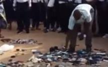Gabon: Destruction massive des téléphones portables d'élèves dans un lycée
