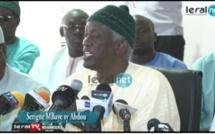 """VIDEO - Gamou 2018: Serigne Babacar Sy Abdou, """"Ndiol Fouta"""" sermonne les chauffeurs"""