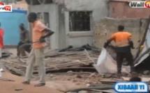 Kédougou: Pour l'accueil de Macky Sall, le préfet démolit les cantines près de la route