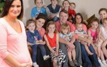 Angleterre : Une femme donne naissance à son... 21e enfant !