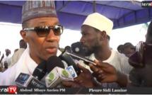 """Vidéo-Abdoul Mbaye : """"Sidy Lamine Niasse était un homme de vérité"""""""