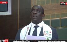 """Abdoulaye Diouf Sarr: """"Les personnes âgées méritent notre gratitude, notre respect et notre grande affection"""""""