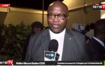 """Vidéo - Alioune Badara Cissé : """"Avec ce livre, le Président Macky Sall a levé le coin du voile sur toute sa résilience"""""""