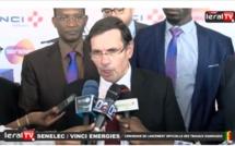 Vidéo : Yves Meignié, PDG VINCI Energies séduit par l'ambitieux projet de Senelec pour le transport de l'électricité