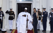 Interdiction de Jammeh aux Etats-Unis : La gouvernement gambien applaudit