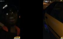 """Inédit : Quand Dadju parle """"wolof"""" avec un taximan (vidéo)"""