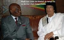 Pour avoir le prix Nobel de la paix Wade attaque  son ancien ami Khadafi