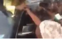 Vêtue aux couleurs de Benno, une dame déclare sa flamme à Sonko (Vidéo)