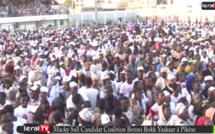 VIDEO : Les temps forts du meeting de Macky Sall à Pikine