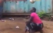 Avec ses jongles au football, cette femme impressionne tout le monde (même Donald Trump)