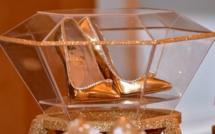 Une paire de chaussures à 17 millions de dollars