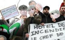 """L'armée, """"colonne vertébrale de l'Algérie"""", dit partager les mêmes valeurs que le peuple"""
