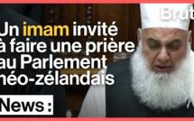 Arrêt sur image - Un imam invité à faire une prière au Parlement néo-zélandais