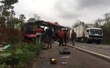 Ghana : 50 morts dans un accident de la route