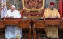 Maroc: le pape et Mohammed VI signent une déclaration commune sur Jérusalem