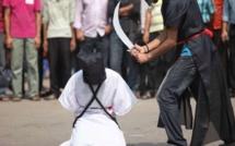 Arabie Saoudite: Une Nigériane décapitée au sabre, pour trafic de drogue