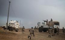 Mali : le camp de la Munisma attaqué, un casque bleu blessé