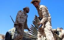 Libye : les combats s'intensifient