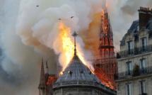 Paris - Incendie à la Cathédrale Notre-Dame: «La piste accidentelle est privilégiée»