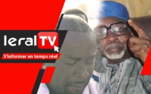 VIDEO - La tristesse de Baye Mandione à l'inhumation de son père à Yoff Diamalaye