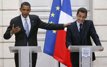 La phrase maladroite de Obama à Sarkozy
