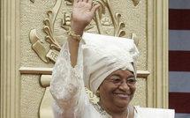 Liberia: Helen Johnson-Sirleaf en roue libre