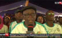 """VIDEO - Sénégal vs Tunisie: Les avis des supporters au """"Cœur de ville"""" de Kaolack"""