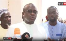 "VIDEO - Amadou Mberry Sylla, Pdt Conseil départemental de Louga : "" Askan wi la nuy liguey yal"""