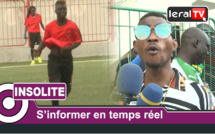 "VIDEO - Ouzin Keita en colère: ""Loutakh Pawlish di Football...Amoufi place"""