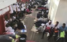 Méditerranée: 400 migrants secourus en moins de 3 jours