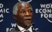 Xénophobie en Afrique du Sud: Thabo Mbeki réagit et précise