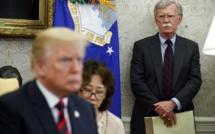 Donald Trump limoge John Bolton, son conseiller à la Sécurité nationale