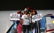 Violences xénophobes en Afrique du Sud: 189 Nigérians rapatriés arrivent à Lagos