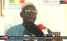 """VIDEO - Mamadou Bâ, PCA Mutuelle """"Kawral Diwane Toro"""" de Podor: """"C'est une première à Saint - Louis"""""""