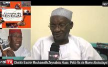 """Cheikh Bachir Cheikh Mouhameth Zeynabou Niass: """" C'est en 2014 que j'ai dit au Khalife qu'Iba Der Thiam n'est pas Crédible"""""""