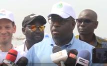 """Babacar Mbengue (Maire de Hanne Mariste): """"La baie de Hanne est le site le plus impacté..."""""""