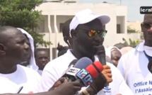 """Abdoulaye POUYE (Maire de MBAO) sur la """"Dépollution de la baie de Hann"""""""