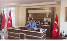 La période Ferudun Cevahiroğlu a commencé à SANKON