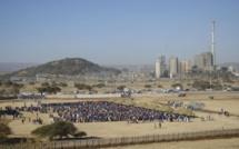 Afrique du Sud: suppression de plus de 5000 emplois dans une mine de platine
