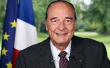 Urgent : Décès de l'ancien président français, Jacques Chirac