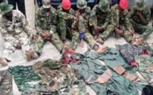 Nigéria: Des officiers de l'armée arrêtés pour vol