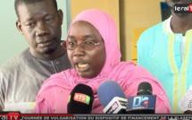 """VIDEO - PLASEPRI MATAM / Binta Hanne, Présidente du réseau des SIPA: """"Les propos du ministre nous rassurent..."""""""