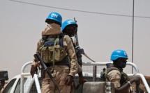 Mali : Un double attaque fait 1 mort et 05 blessés parmi les Casques bleus